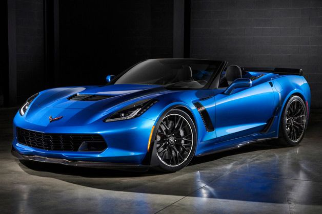 2015 Chevy Corvette Z06 price and power compared against rivals - Autoblog