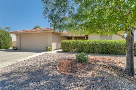 SOLD by the Amy Jones Group 25425 S SEDONA DR, Sun Lakes, AZ 85248 Cottonwood Country Club 2 Bedroom 2 Bathroom Home. #amyjonesgroup