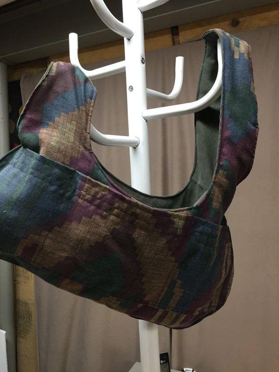 TOTE BAG Japanese Knot bag di NanasSweeties51 su Etsy