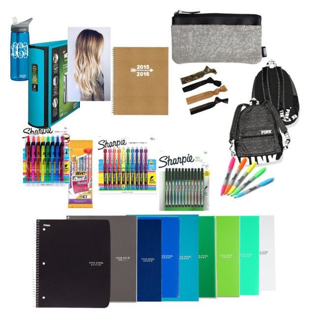 """Back to School Outfits """"school supplies"""" by katiebug046 on Polyvore – Schule"""