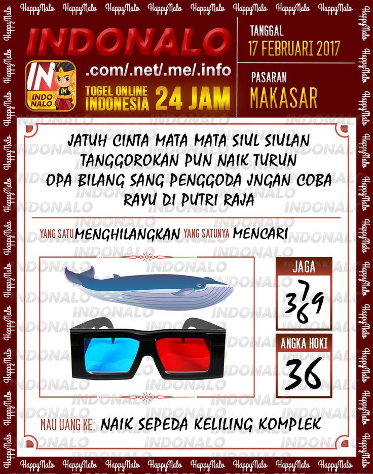 Angka Taysen 6D Togel Wap Online Live Draw 4D Indonalo Makassar 17 Februari 2017