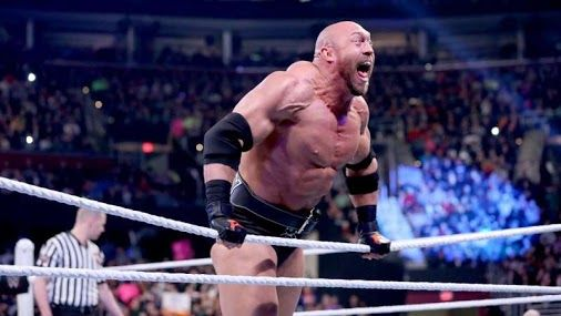 WWE trademark battle intensifies with former wrestler, Ryback.  WWE wants the trademark THE BIG GUY now that wrestler formerly known as Ryback has left the WWE.  Can a legal name change alter the outcome? http://www.sportskeeda.com/wwe/wwe-news-wwe-fighting-against-ryback-trademark