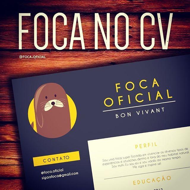 #focanocv #foco #foca #job #trabalho #facul #faculdade #concurso #trampo…