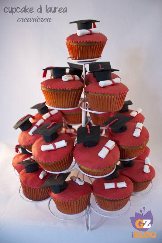 cupcake di laurea 1