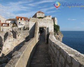 1 Cidade 1 Atração Dubrovnik Muralhas da Cidade capa
