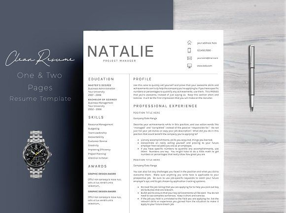 Más de 10 ideas increíbles sobre What is a cv en Pinterest - interesting resume templates