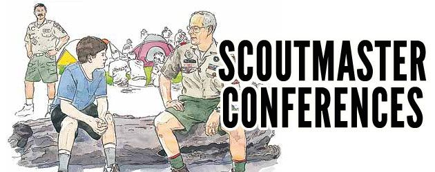 one page guide to scoutmaster conferences scouts pinterest. Black Bedroom Furniture Sets. Home Design Ideas