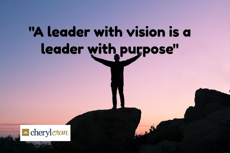 the leader with vision the optimistic 5 reasons why vision is important in leadership  vision helps leaders work on what is important to achieve the end results and not get caught up in the.