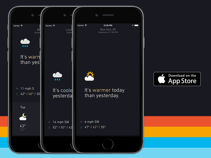 Tropos is now live in the App store! Go check it out!  ---------  https://itunes.apple.com/us/app/tropos-weather-forecasts-for/id955209376  ---------