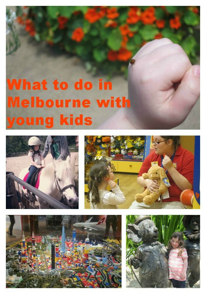 What to do in Melbourne, Australia with young kids