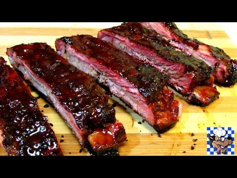 How To Make Chinese BBQ Pork Ribs (Char Siu) - Chinese Food Recipe - YouTube