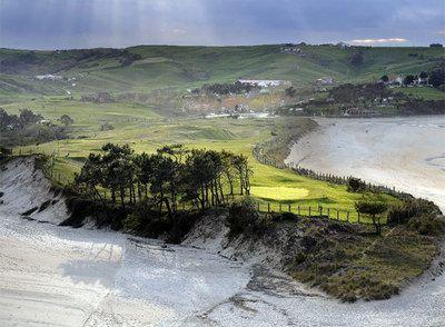 Dunas de Oyambre #Cantabria #Spain #Coast #Travel #golf