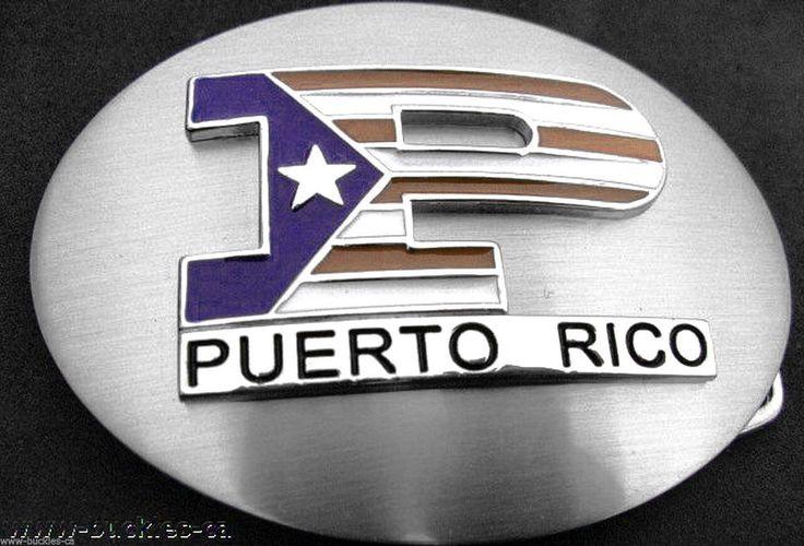 PUERTO PORTO RICO FLAG USA US CARABEAN ISLAND BELT BUCKLE BOUCLE DE CEINTURE #PUERTORICO #PR #SANJUAN #PUERTORICOFLAG #FLAGBUCKLE #FLAGBELTBUCKLE #BELTBUCKLE