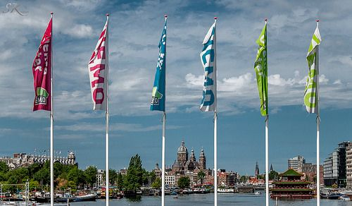 Oosterdok Amsterdam