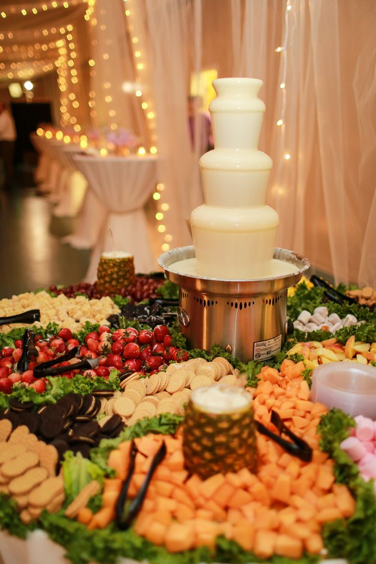 29 best chocolate fountains images on Pinterest | Chocolate ...