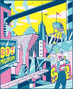 Cities Look to Technology for Answers to Growing Challenges   MIT Technology Review
