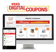 If you have a H-E-B store near you, take advantage of their digital coupons.  I have saved lots of $ by utilizing it.