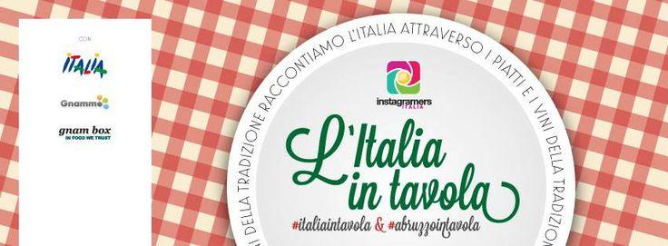 """Abruzzo in Tavola"" - InstaFood Party a Rocca Calascio (Aq)"