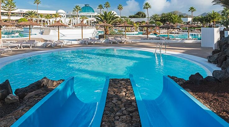 Splash Hotel Elba Lanzarote Royal Village Resort - Hidroingenia