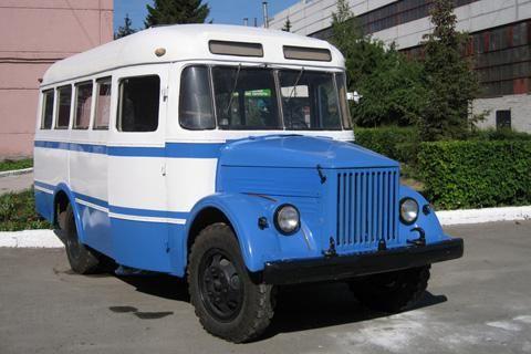 ГАЗ-651: народный автобус СССР