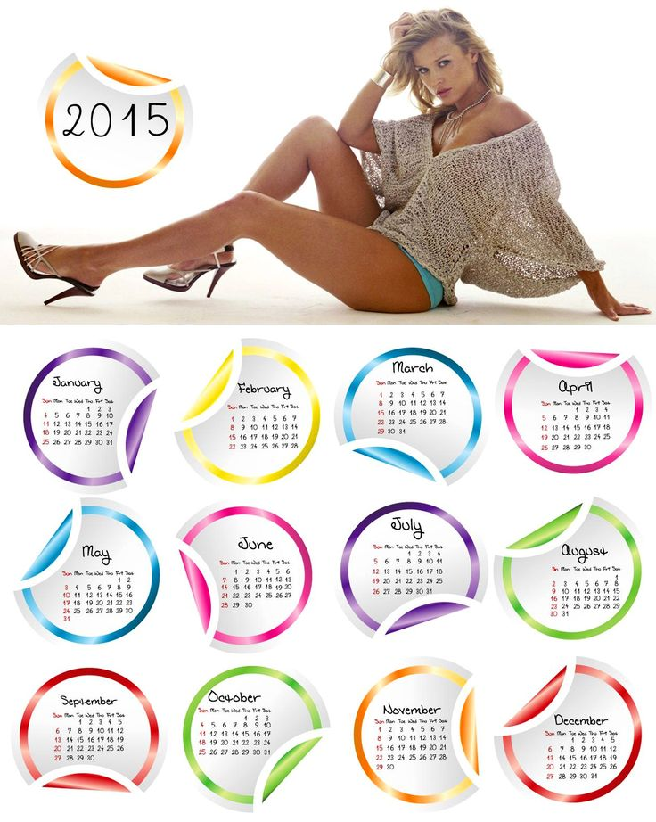 joanna krupa celebrity wallpaper 2015 calendar by MyTripolog.Com