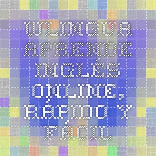 Wlingua - Aprende inglés online, rápido y fácil