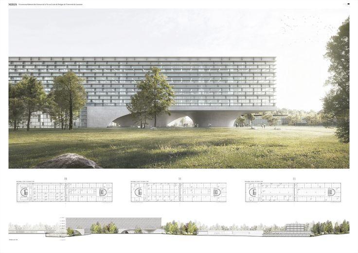 BERREL BERREL KRÄUTLER . Life Science Building . Lausanne (11)