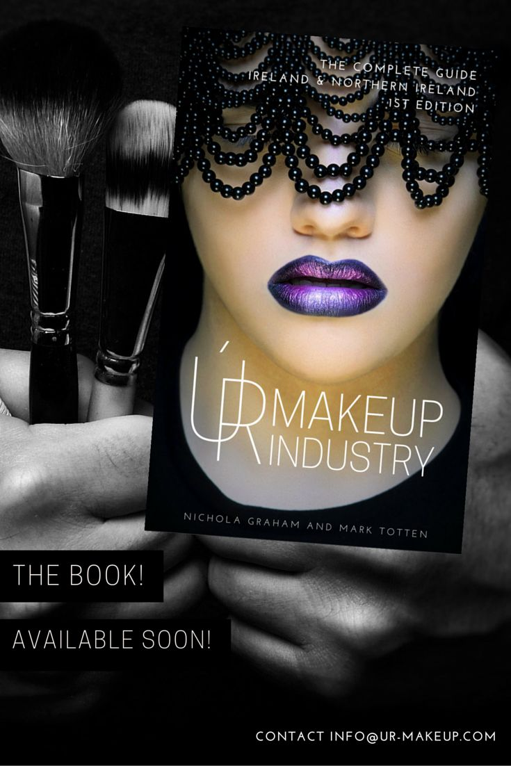 The Complete Makeup Guide - It's been over 2 years in the making and boy has it been worth every second! We are so excited to bring this book to you all SOON!  #Irishmuas #Irelandsmuas #irelandmuas #irelandsmakeupartists #makeupartistsireland #muasireland #makeupartist #makeupbook #makeupguide #urmakeupbook #urmakeupindustry