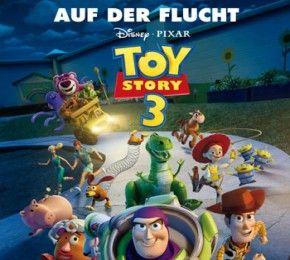 """""""Toy Story 3"""" - Kino-Tipp – Schock für Sheriff Woody und Space-Ranger Buzz Lightyear: Sie sollen aussortiert werden."""