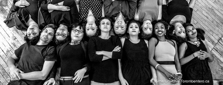 Los Artistas participantes en el Proyecto NS Exchange,de izquierda a derecha: Sofia Manrique, Santiago Hafford, Maju Tavera, SoJin Chun, Jasmine Bakalarz, Cecilia Estalles, Nahuel Alfonso, Giselle Mira Diaz, Luján Agusti, Candace Nyaomi, Melania Liendo, Zinnia Naqvi