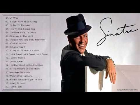 (13) Frank Sinatra greatest hits (full album) - Best songs of Frank Sinatra - YouTube