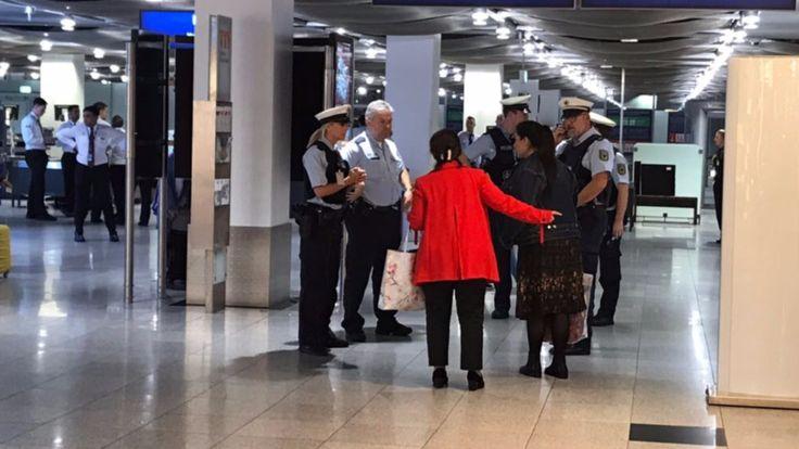 Gates B und C geräumt Sicherheitsalarm am Flughafen