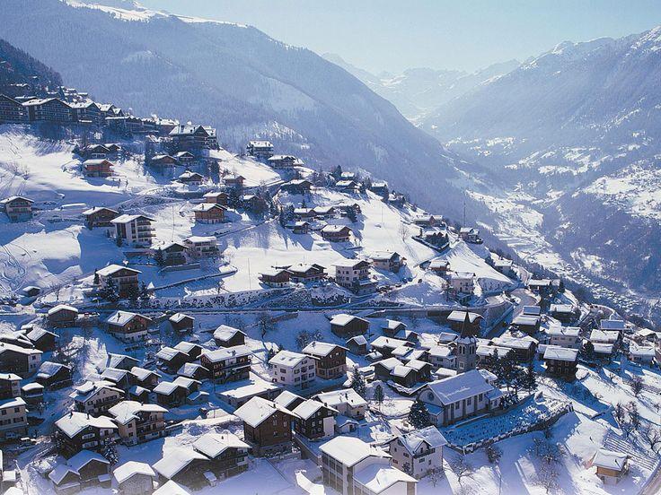 Veysonnaz | Station de ski