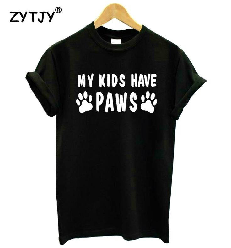 Paws T Shirt