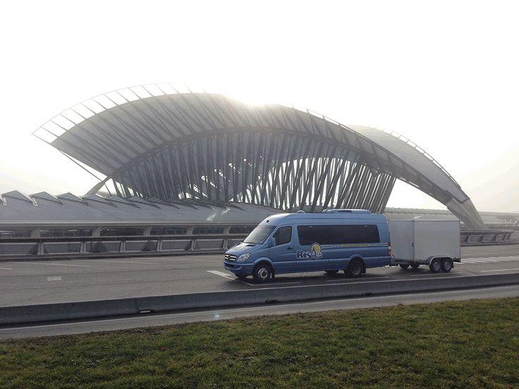 Liaison Aéroports de #Grenoble #Resalp #Autocars