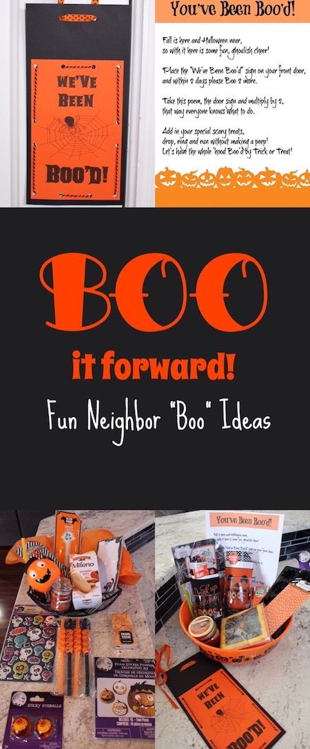 You've Been Boo'd! Find out about this fun Halloween tradition, along with everything you need to spread the Boo cheer in your neighborhood this fall!