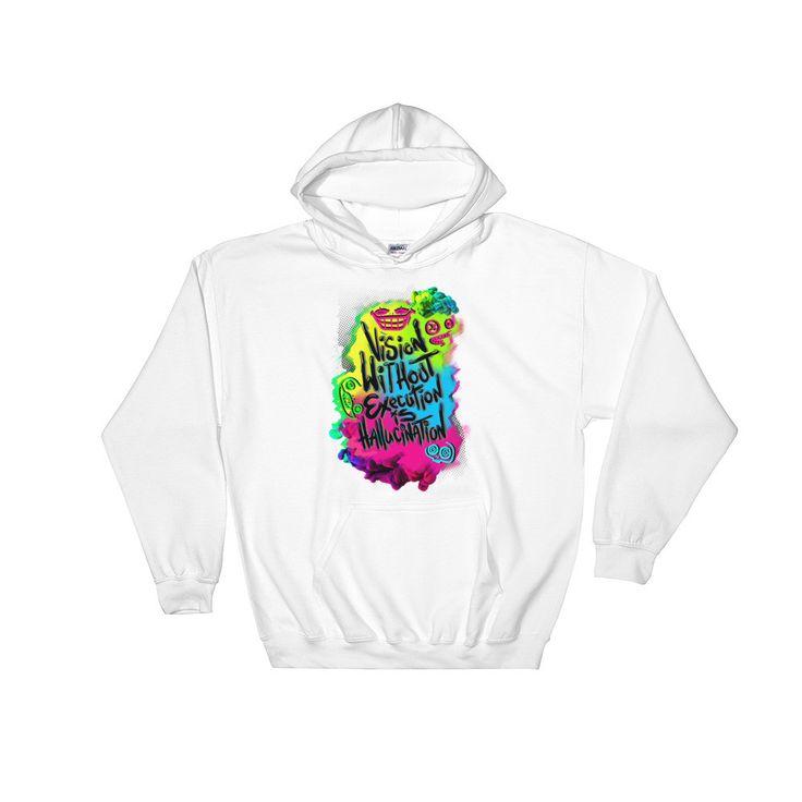 Vision Hooded Sweatshirt