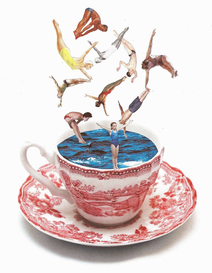 darksilenceinsuburbia:    Lynn Skordal. Summer in a Teacup...io?impossibile nn pensarci