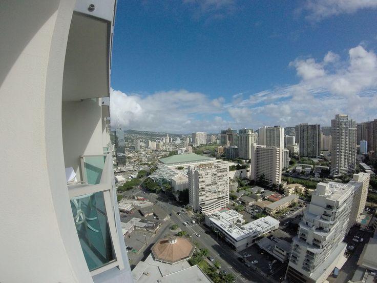 View from Ala Moana Hotel