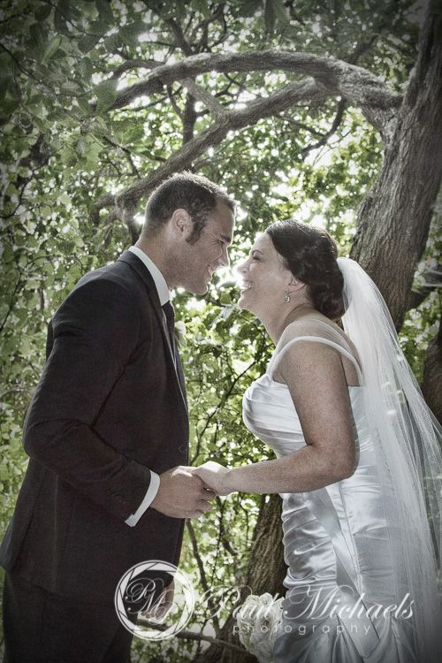 Wedding couple in the park. Wellington weddings by PaulMichaels photography http://www.paulmichaels.co.nz/bede-dawn-wedding/