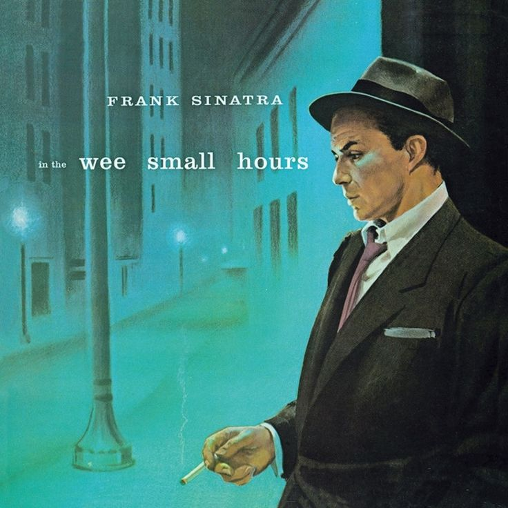 Frank Sinatra - In The Wee Small Hours on LP