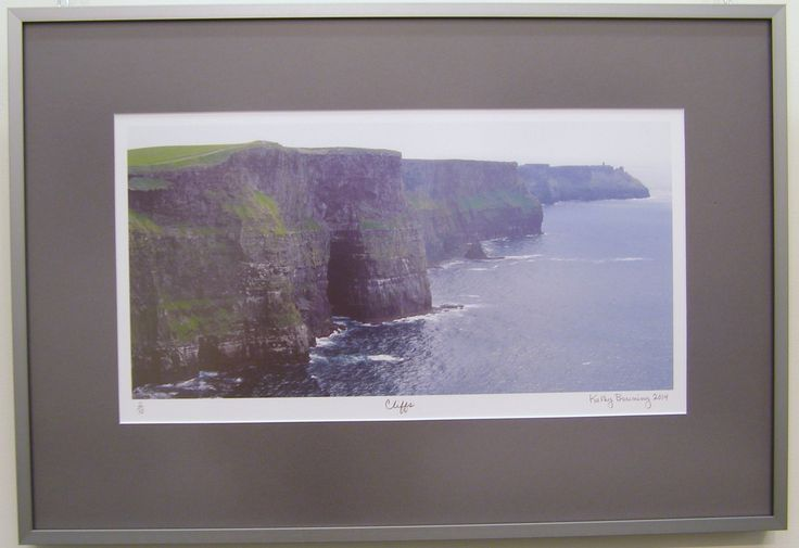 From 'Ireland' by Kathy Browning. July 2014 at Artists on Elgin.
