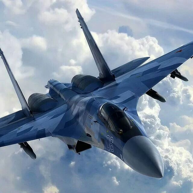 Mig -29 Fulcrum Russian Air Force
