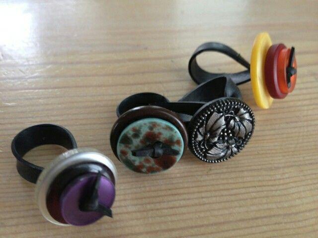 Ringen van knopen
