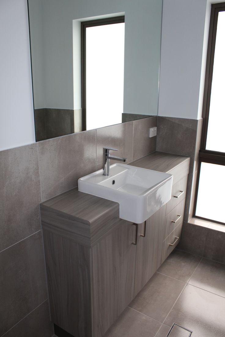 Laminex Washboard Natural benchtop & panels