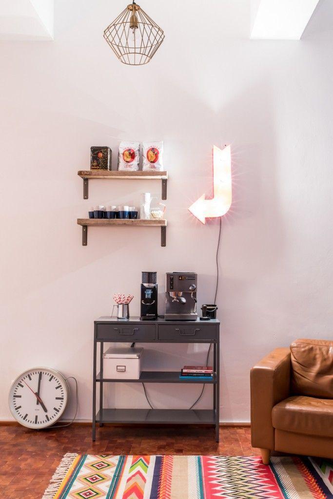 27 Diy Coffee Station Ideas For Your Mood Buzz How To Make Your Own Gestaltung Kleiner Raume Billige Wohnkultur Couchtisch Design