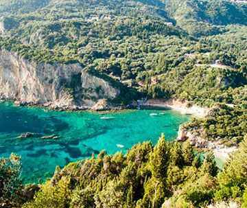 HIP GREECE   TRAVEL GUIDES   IONIAN   CORFU