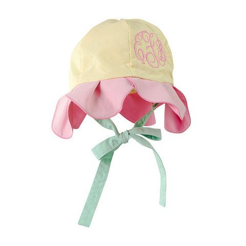 Winnie's Water Lily Hat (Available April 2015)