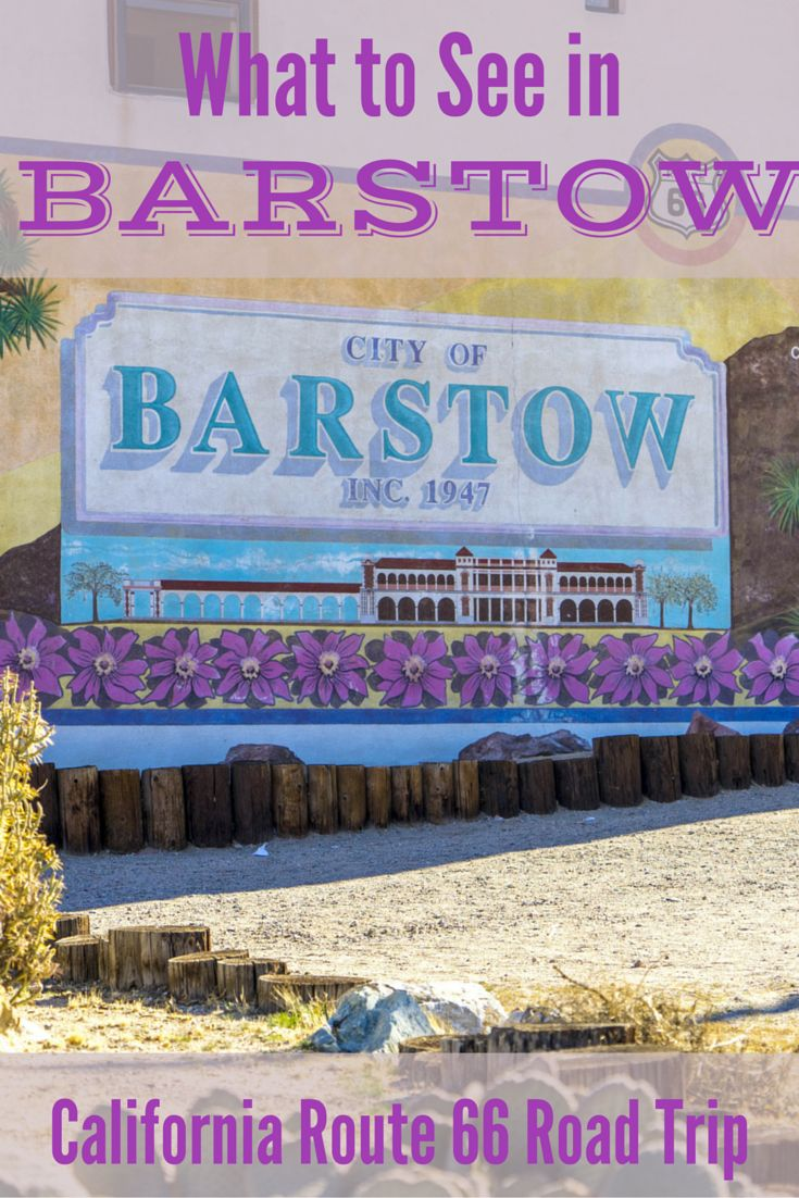 Travel the World: What to see and do in Barstow on a California Route 66 road trip.