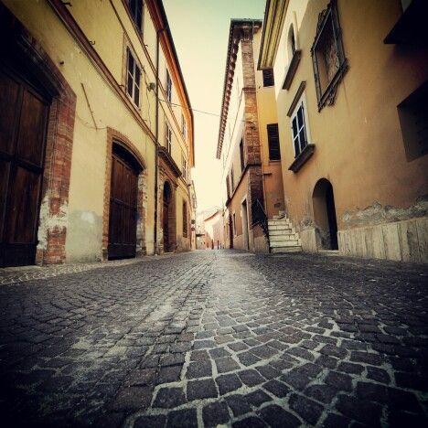Particolare del centro storico #terredelpiceno #marchetourism #destinazionemarche #piceno #picenopass #marche #dreamingpiceno